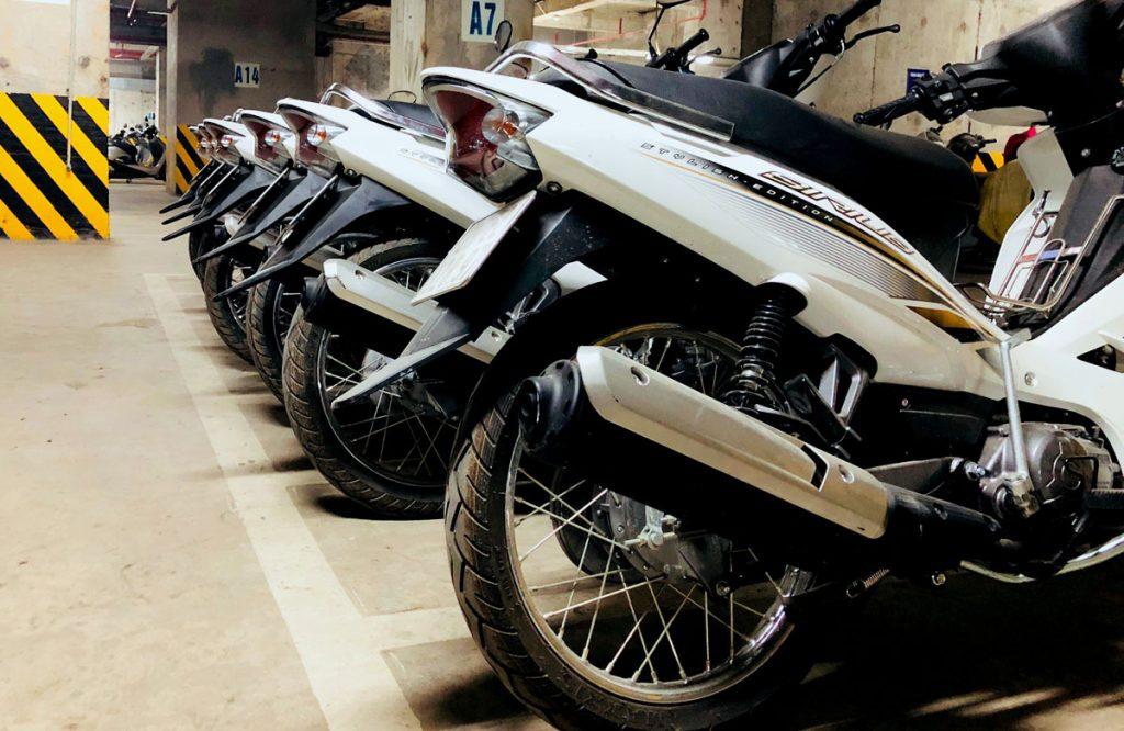 Những chiếc xe máy động cơ khỏe tại Motogo