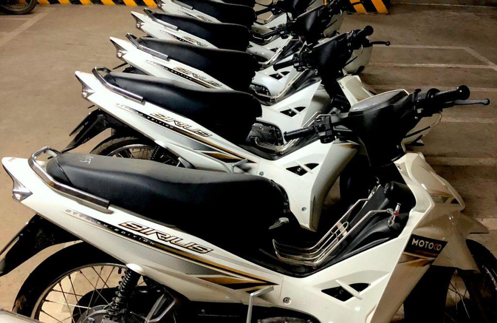 Motogo cung cấp dịch vụ cho thuê xe máy theo ngày và theo tháng