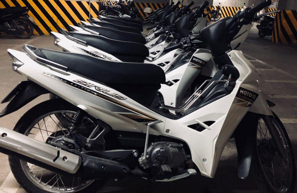 xe máy tại Motogo