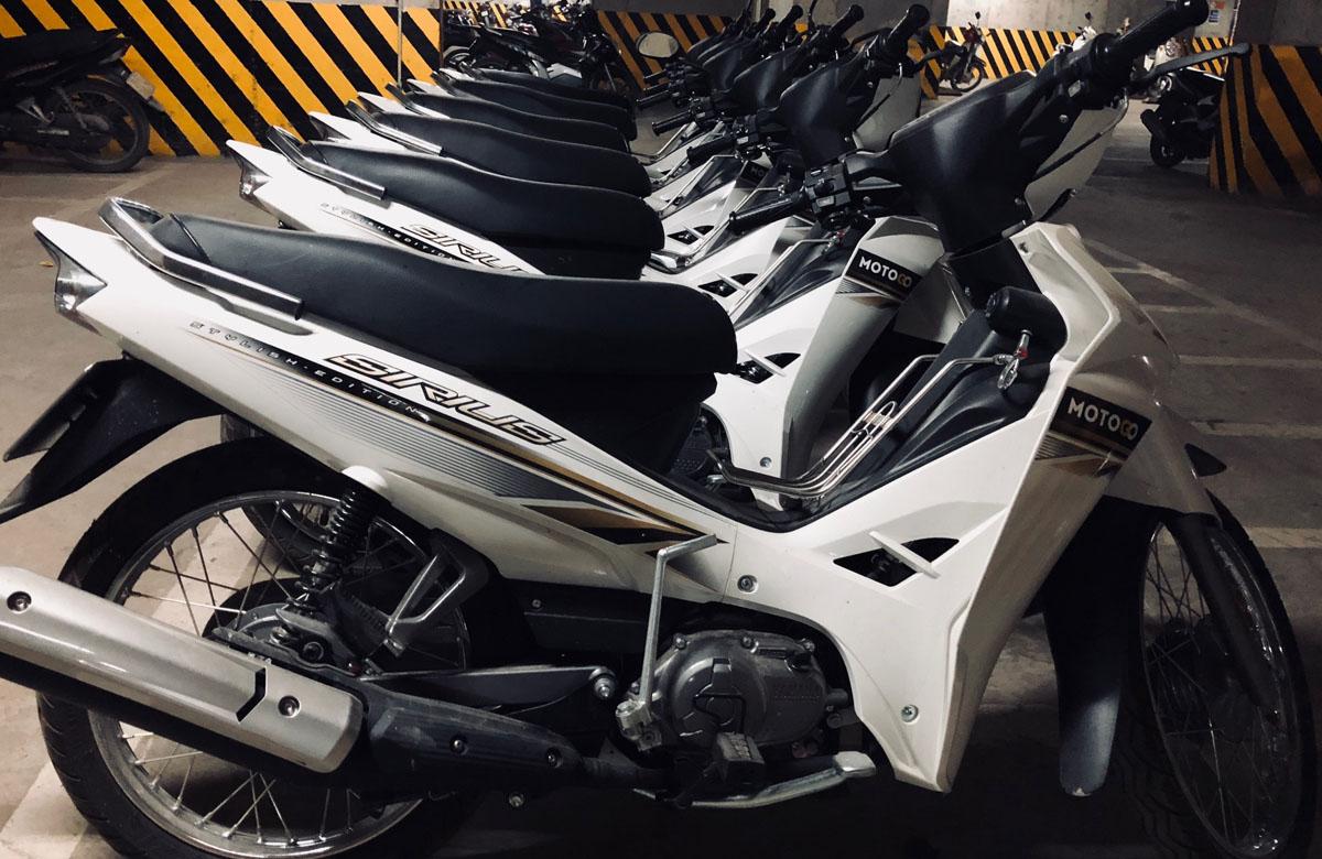 Motogo cho thuê xe máy tại quận Hoàn Kiếm không cần đặt cọc