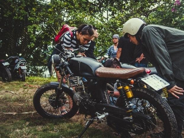 Dịch vụ cho thue xe máy ở Hà Nội