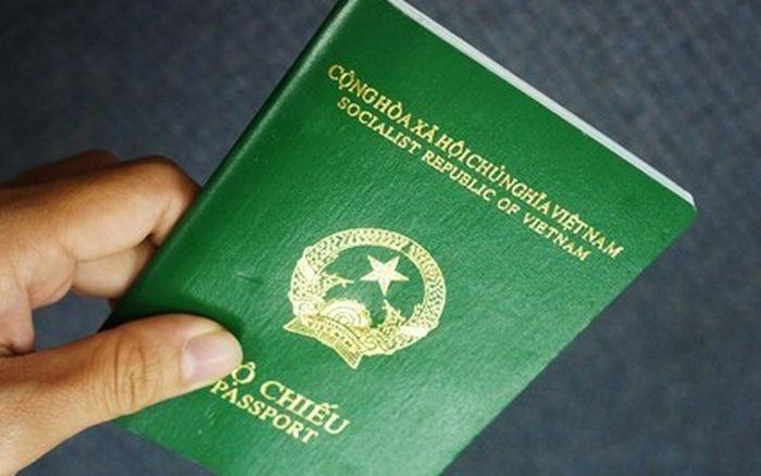 Hộ chiếu có thể đặt cọc thuê xe thay chứng minh hoặc bằng lái xe