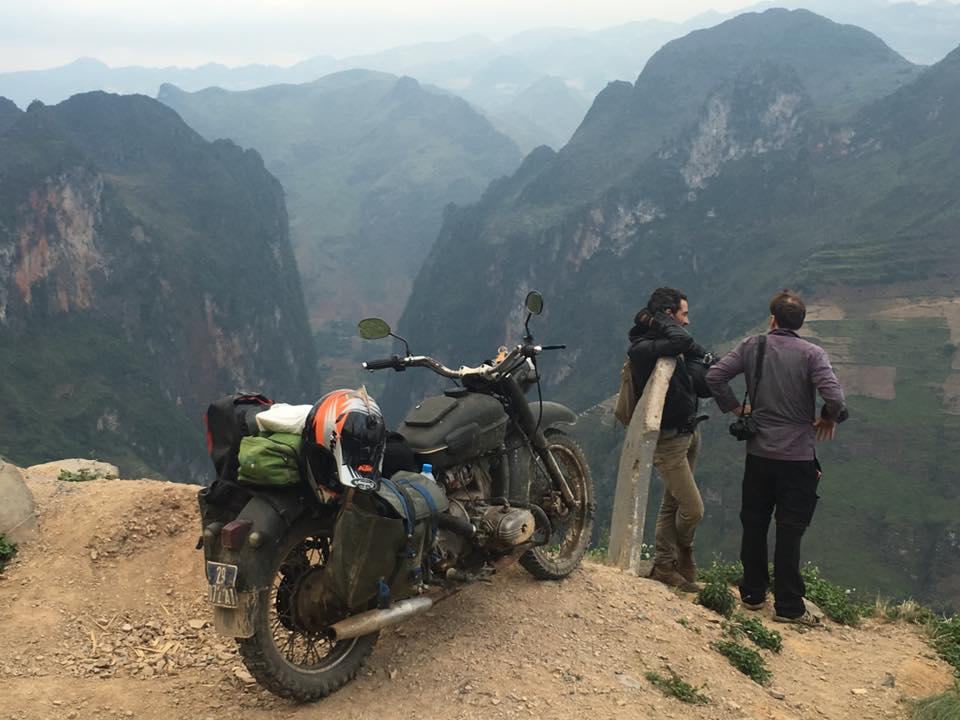 Trải nghiệm những cung đường cảm xúc bằng xe máy