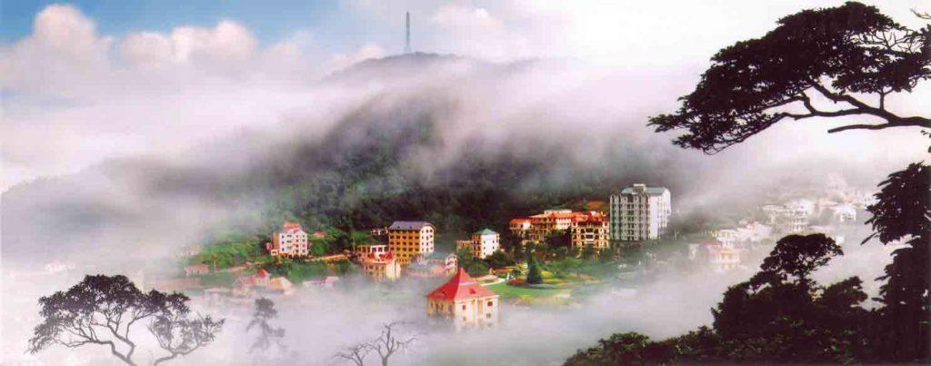Thành phố sương mù Tam Đảo