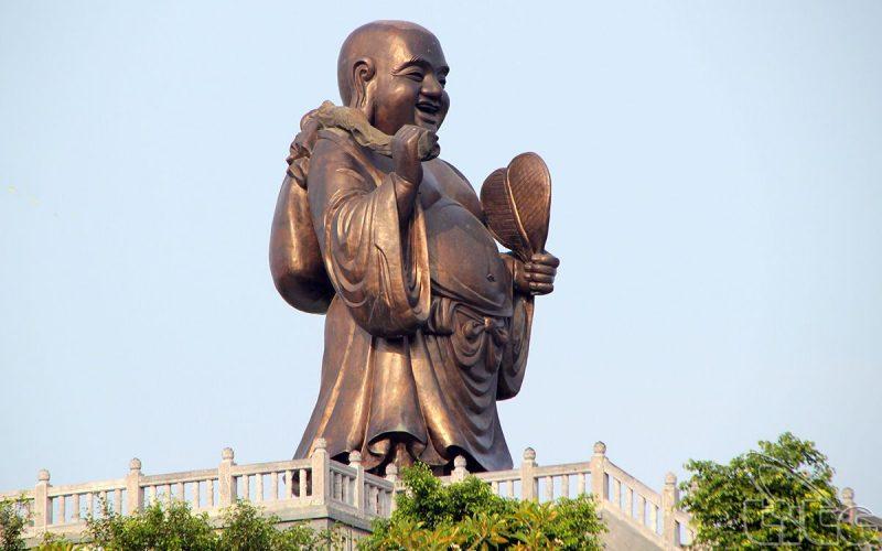 Tượng Phật Bằng Đồng Bái Đính Ninh Bình