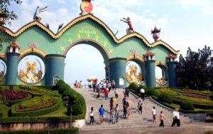 Hồ Núi Cốc - Thái Nguyên