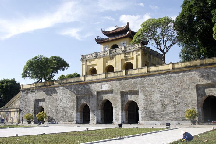 Hoàng thành Thăng Long | du lịch Hà Nội