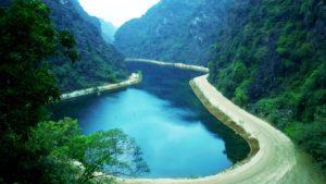 Hồ núi Cốc - Ninh Bình