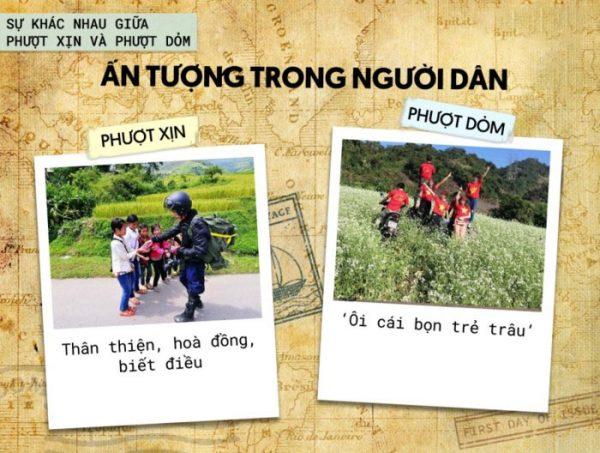 an tuong ve phuot thu
