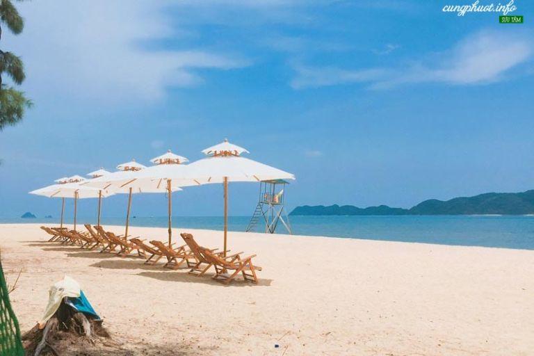 Trà Cổ - Móng Cái   Phượt biển gần Hà Nội