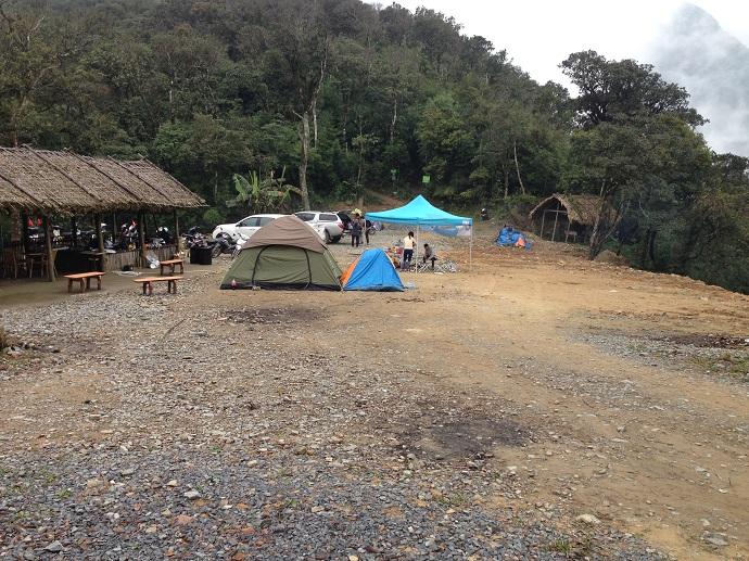 Cắm trại ở Tam Đảo - tại sao không? (Ảnh ST)