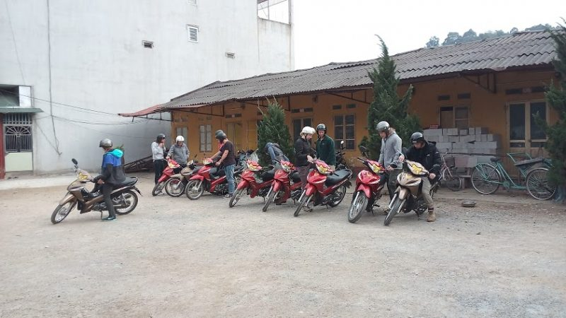 Motorbike Rental Ha Giang
