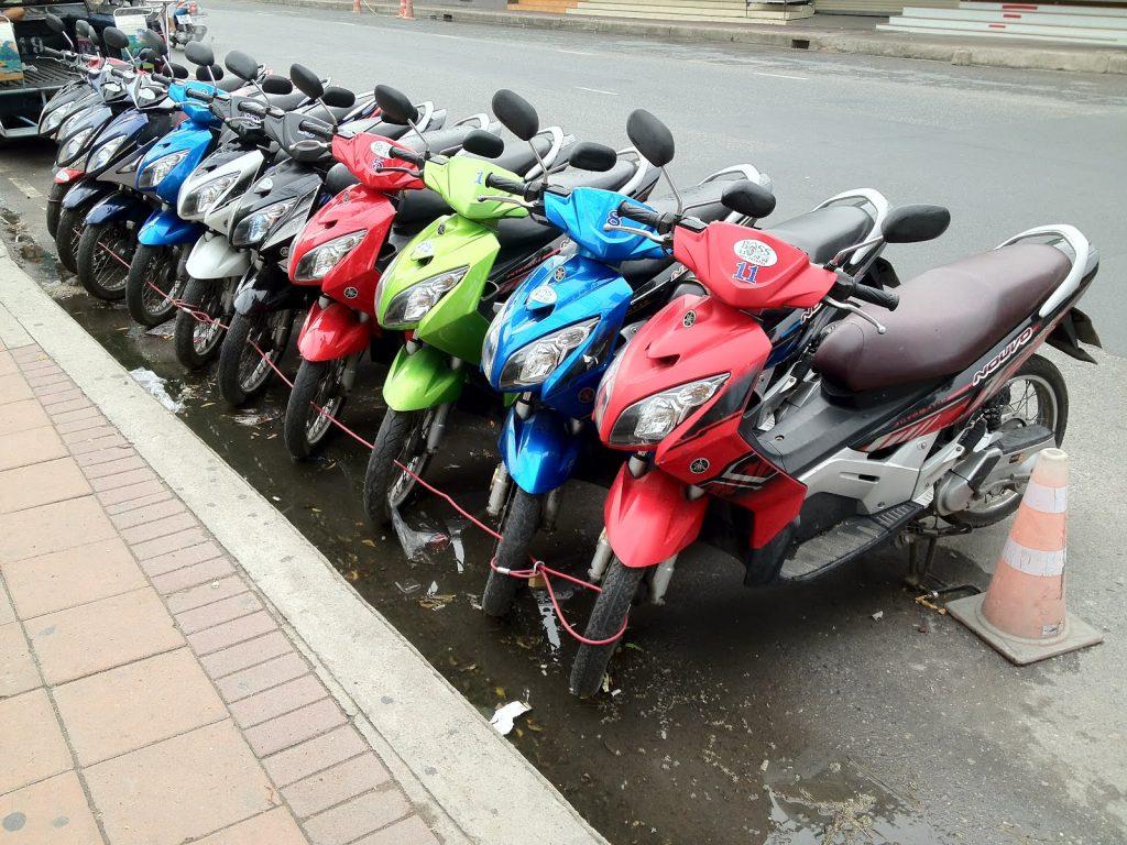 Motorbike-rental hcm city