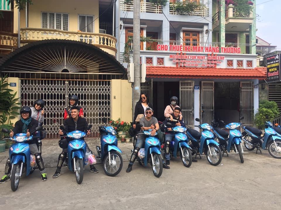 Thuê xe máy Hà Giang - Hằng Thường