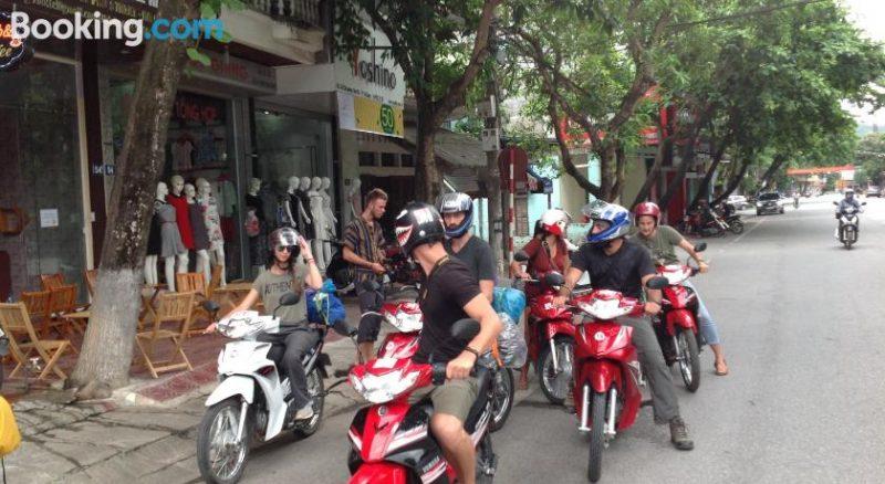 Cho thuê xe máy Ha giang 1hostel and Motorbike rental