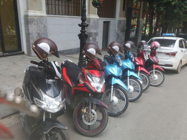 thuê xe máy Học Lý Sa Pa