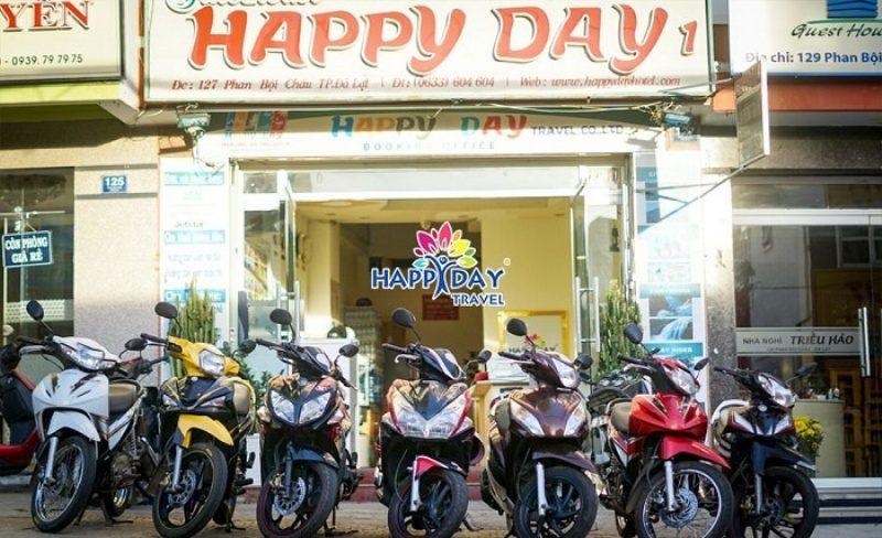 Cửa hàng Happy Day Đà Lạt