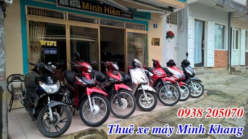 cửa hàng Minh Khang