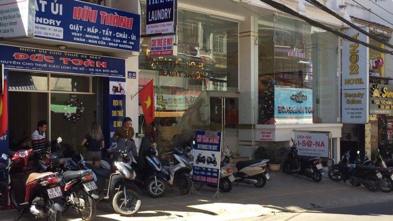 Cửa hàng thuê xe Đức Toàn