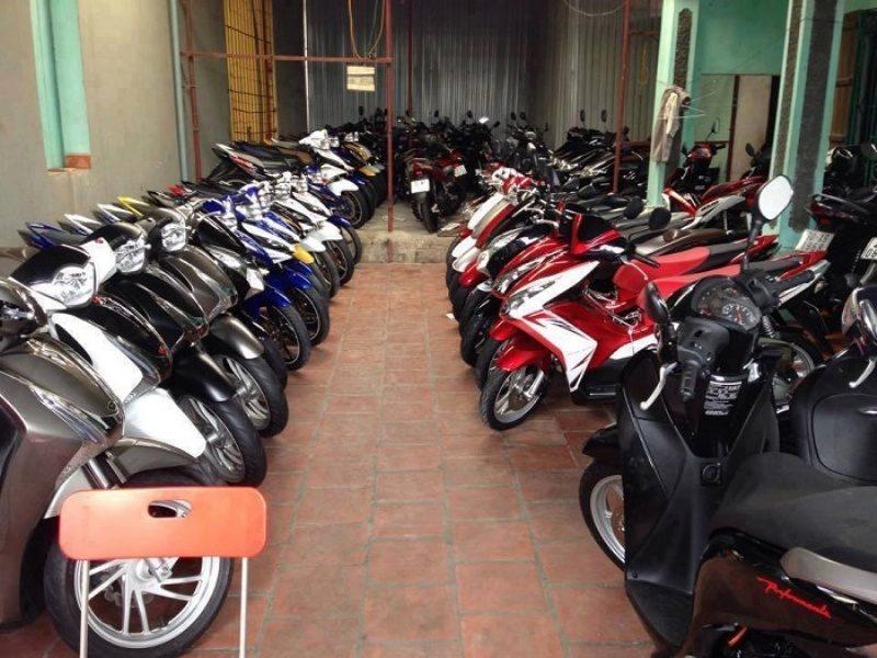 Thuê xe máy cạnh bến xe Phương Trang