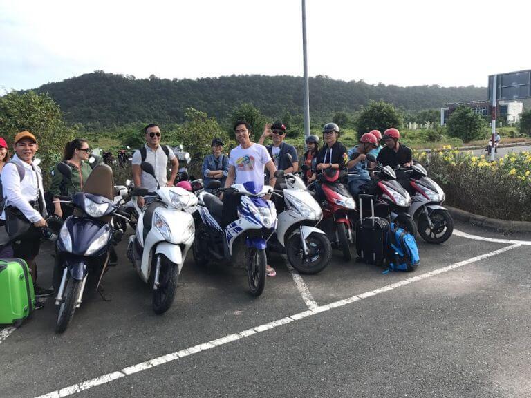 Thuê xe máy Phú Quốc | Đi để khám phá thiên đường của biển. - MOTOGO