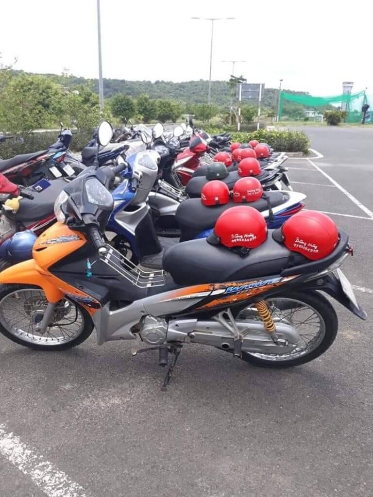 Thuê xe máy Hùng Phú - Phú Quốc