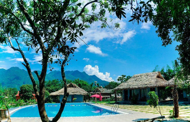 Mai Châu Riverside Resort