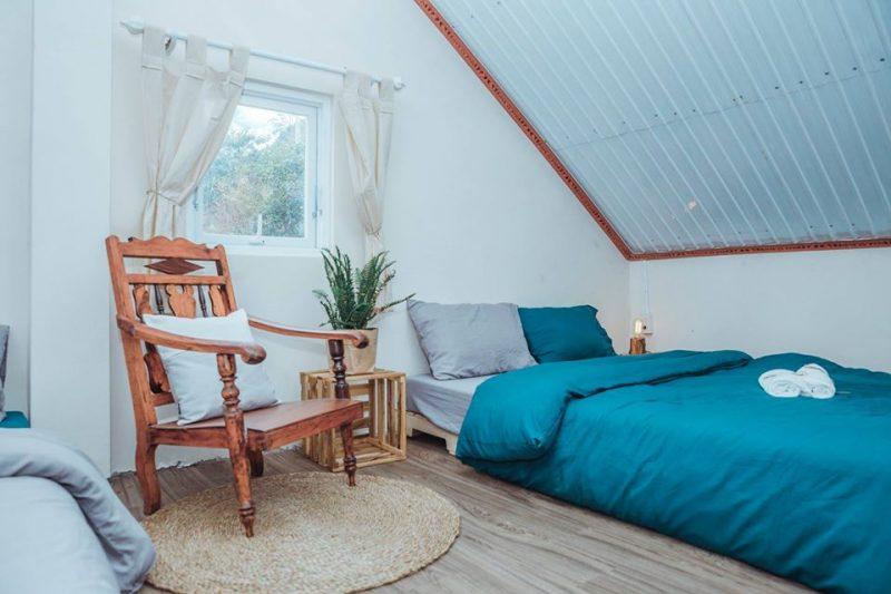 Phòng ngủ tại Homestay Đà Lạt