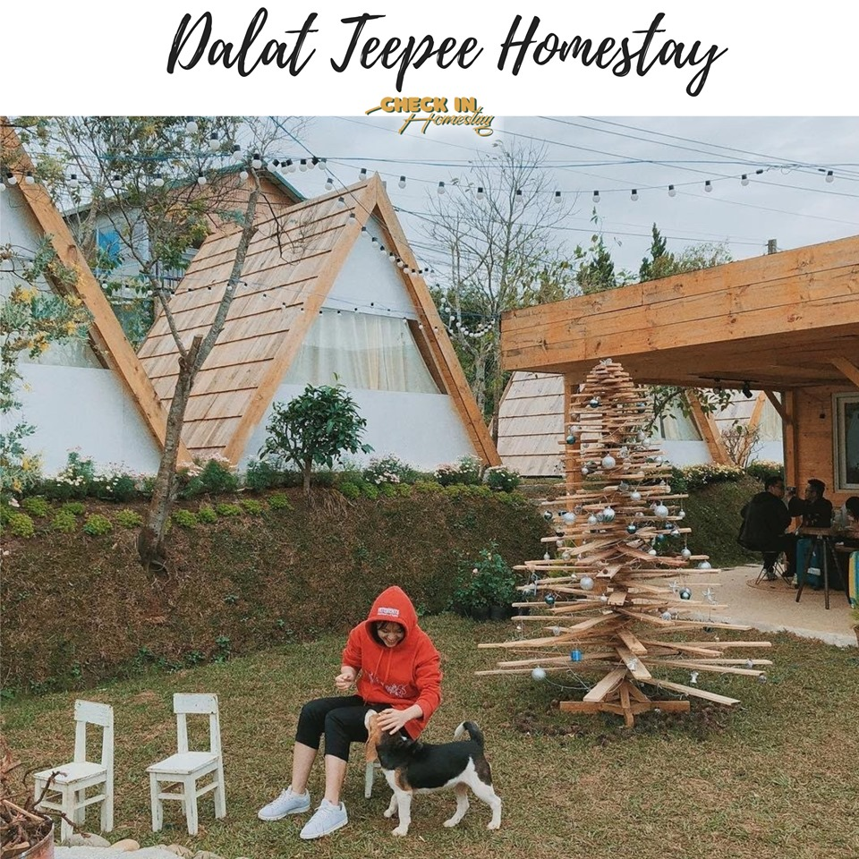 Dalat Teepee Homestay