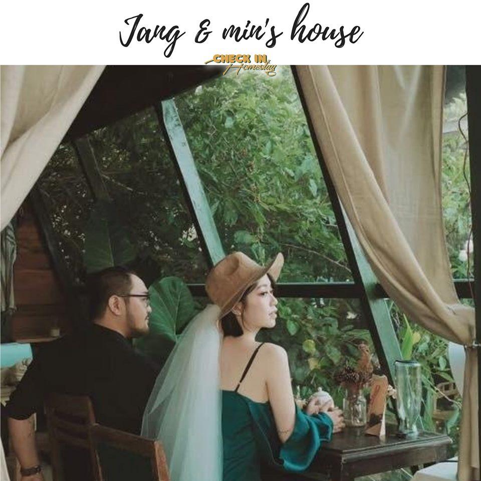 Jang Mins house