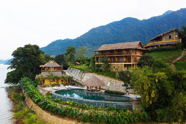 Mai Châu Hideaway resort Hòa Bình