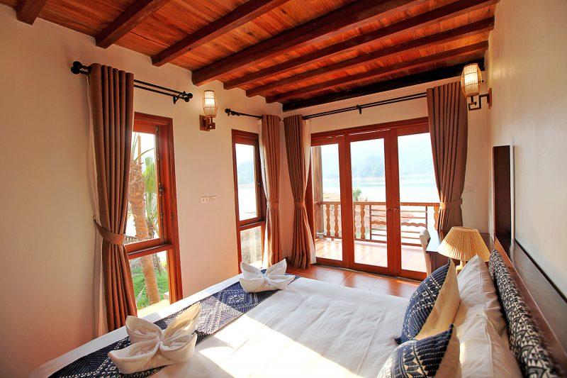mai chau Hideaway resort room 2