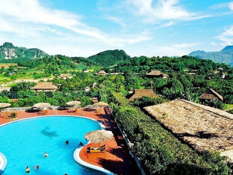 VResort Kim Bôi | Resort Hòa Bình