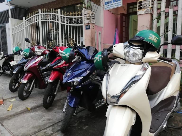 Thuê xe máy Bình Minh Đà Nẵng