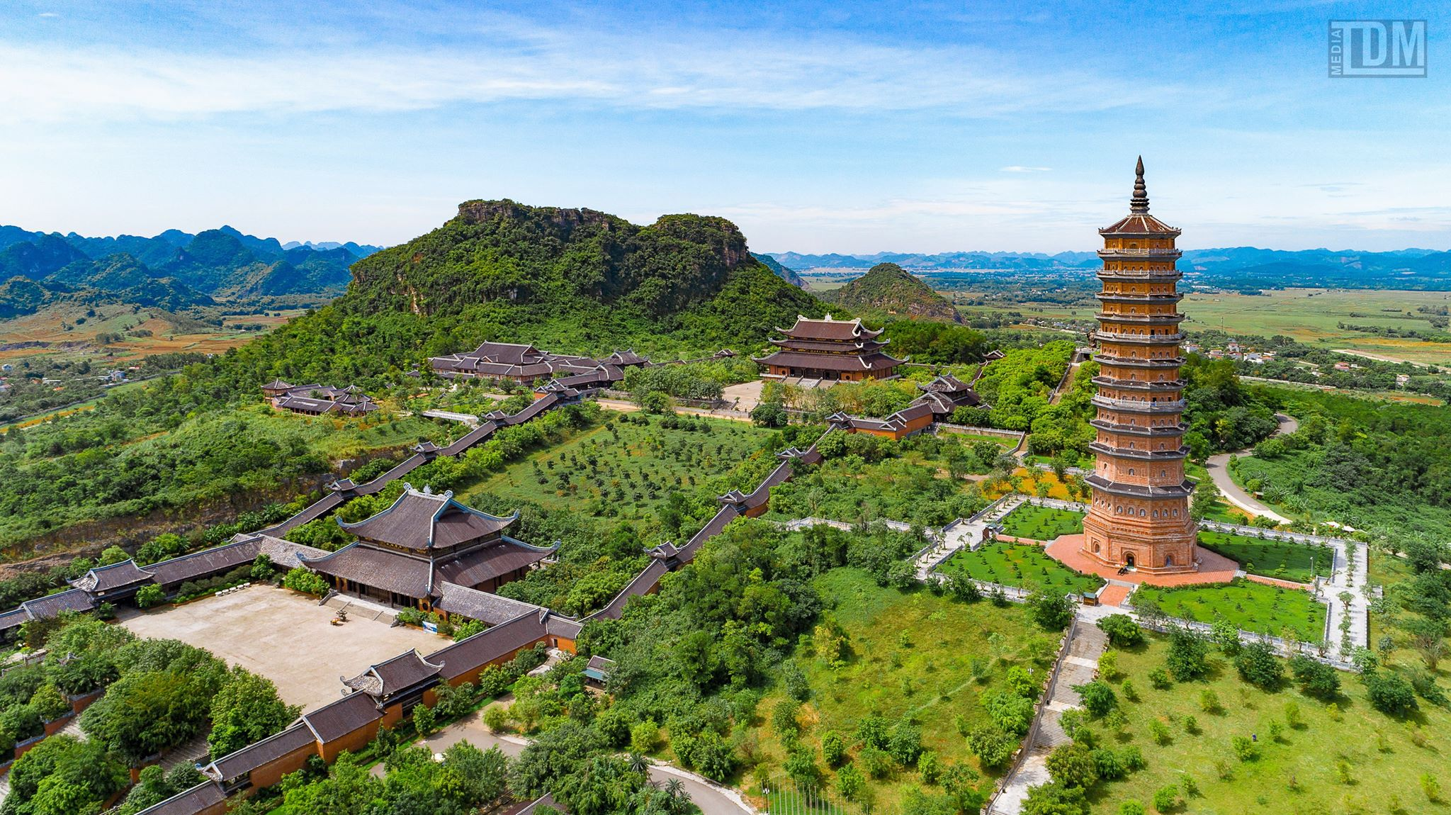 Bái Đính - Du lịch Ninh Bình