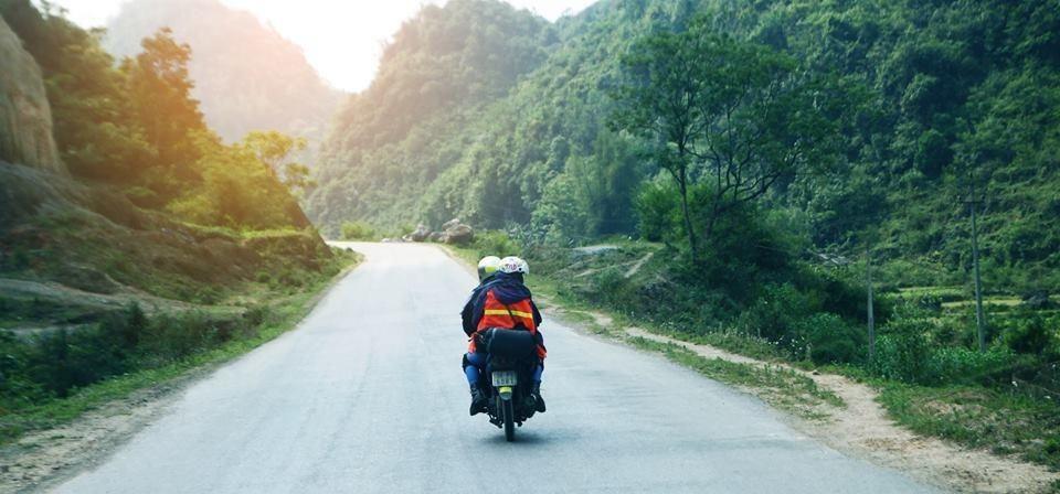 Khám phá Ninh Bình bằng xe máy