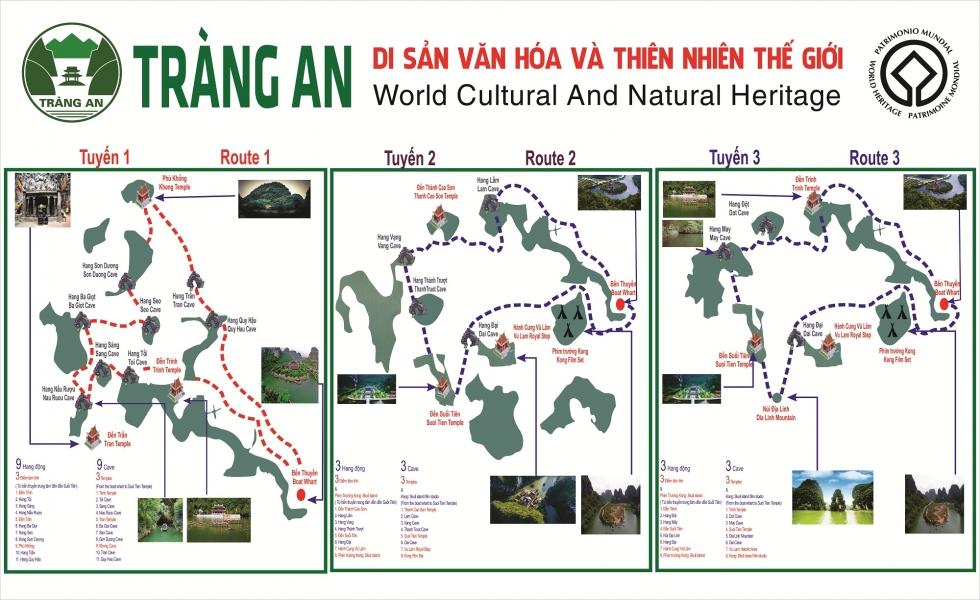 Bản đồ Tràng An