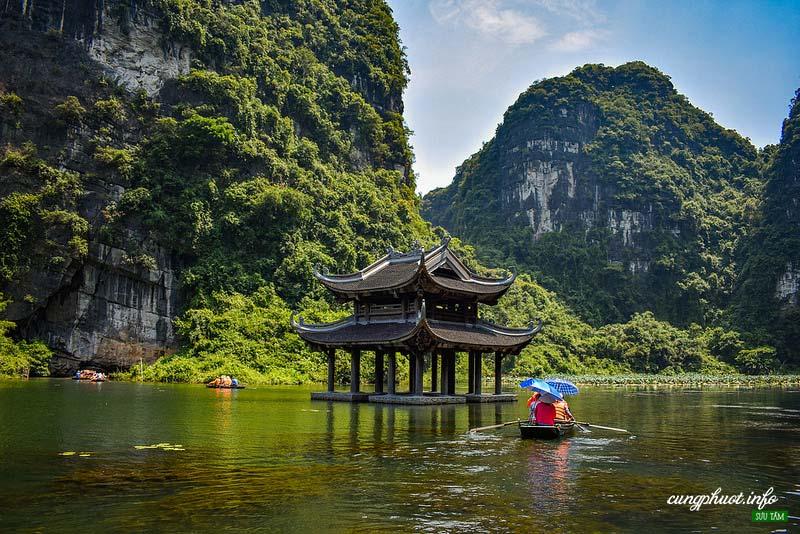 Tràng An - Du lịch Ninh Bình