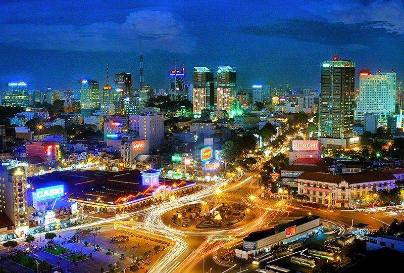 thuê xe máy tại Sài Gòn