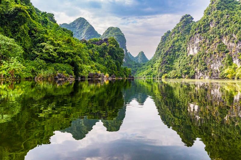 Tràng An vẻ đẹp sông nước