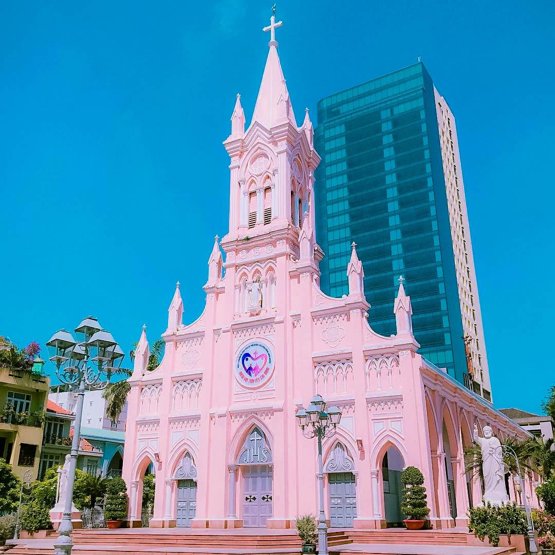 Cẩm nang du lịch Đà Nẵng - Giáo xứ chính tòa Đà Nẵng