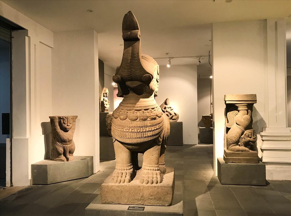 Cẩm nang du lịch Đà Nẵng - Bảo tàng dân tộc Chăm Pa