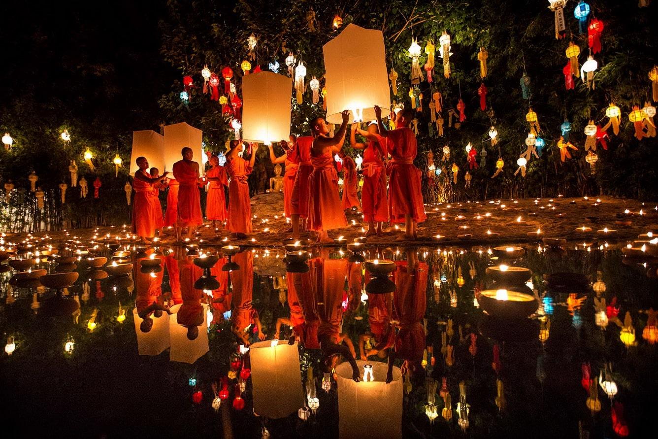 Lễ hội truyền thống hội an