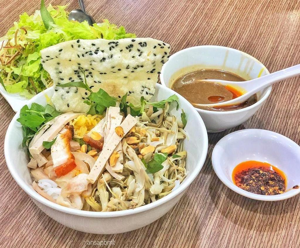 Cẩm nang du lịch Đà Nẵng - Bún mắm