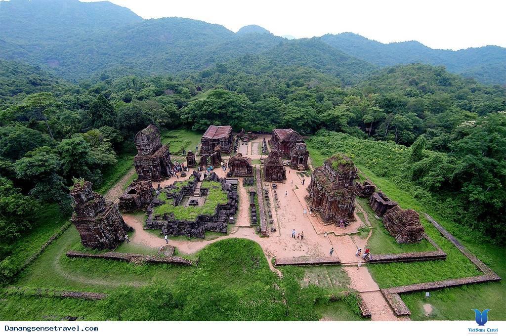 Cẩm nang du lịch Đà Nẵng - Khu đền tháp Mỹ Sơn