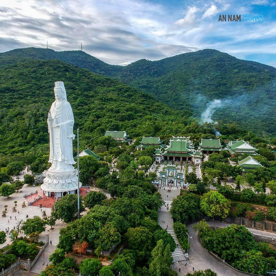 Cẩm nang du lịch Đà Nẵng - Chùa Linh Ứng