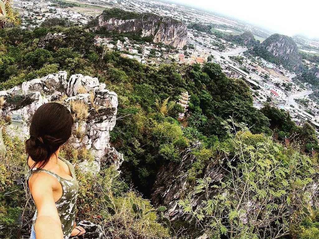 trekking núi ngũ hành sơn