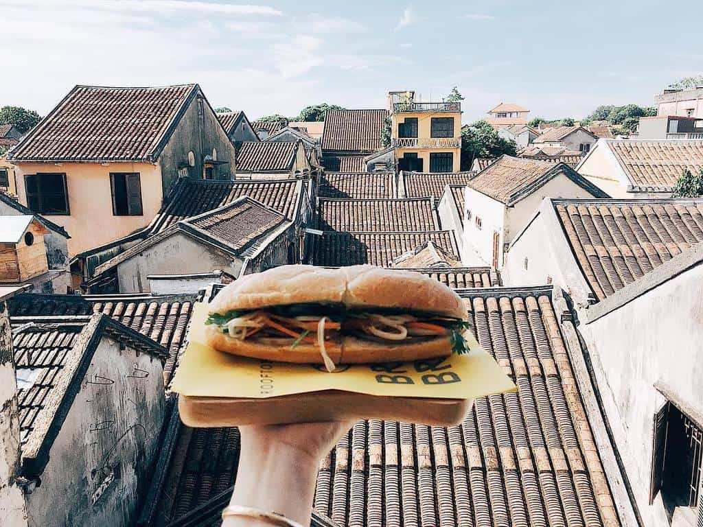 Bánh mỳ Hội An