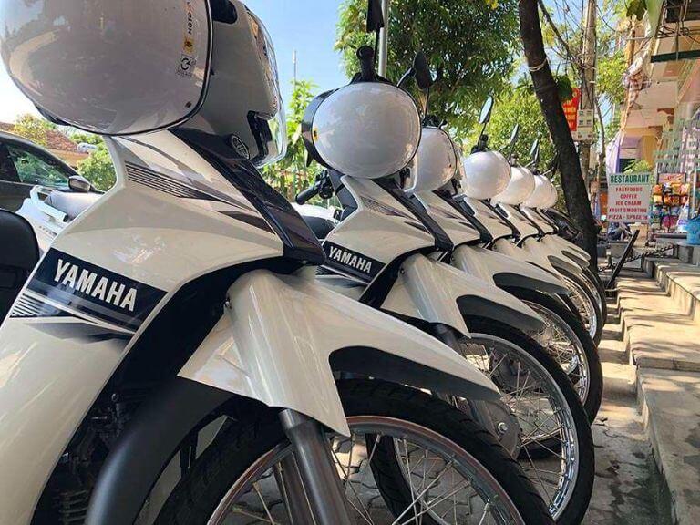 Thuê xe máy ninh binh - motogo