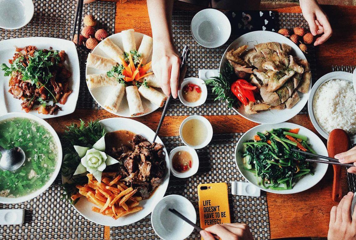 Đặc sản Pù Luông